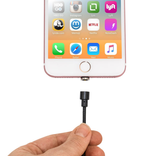 magnetic charge cable