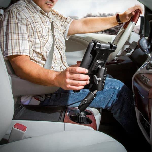tablet car cup holder