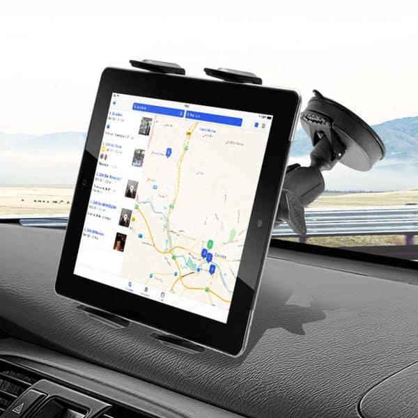tablet windshield mount